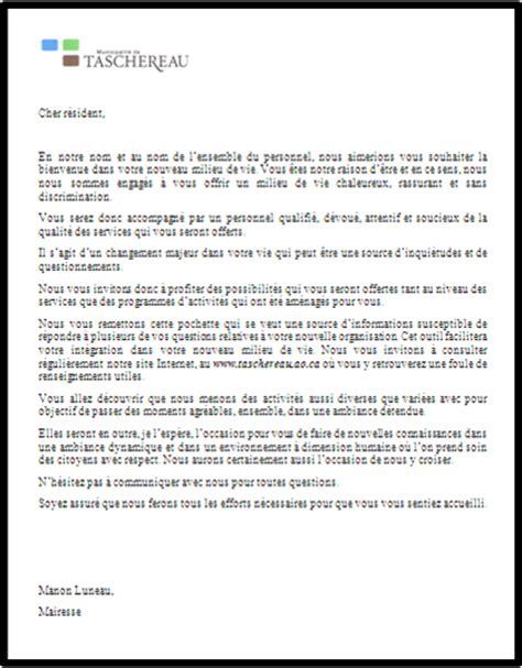 Lettre De Pr Sentation Pi Ce Jointe Taschereau Inforoute De La Mrc D Abitibi Ouest