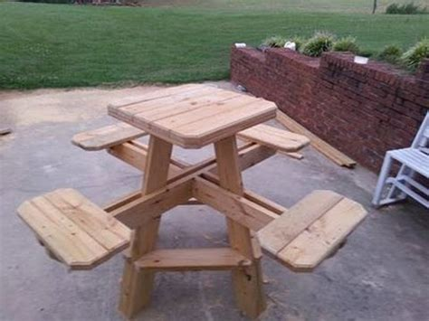 bar stool picnic table build chapter  youtube
