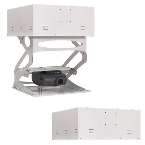 Chief Sl236sp Sl236sp Smart Lift Automated Projector Drop Ceiling Projector Mount