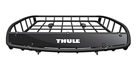 Thule Cargo Roof Rack by Thule 859 Xt Basket Roof Rack Mount Cargo Luggage