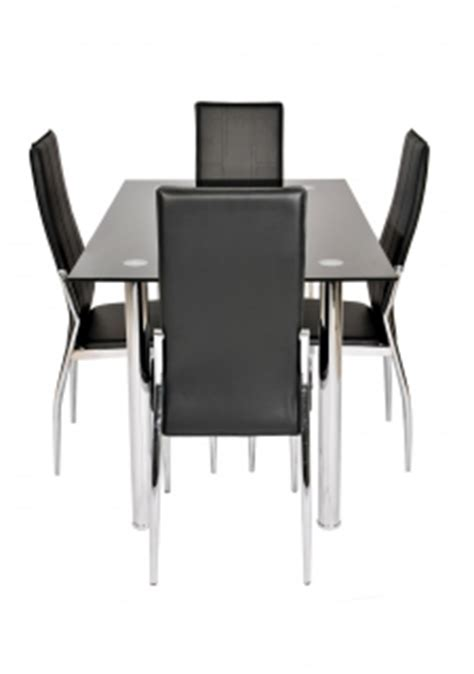 black dining table buy cheap black glass dining table