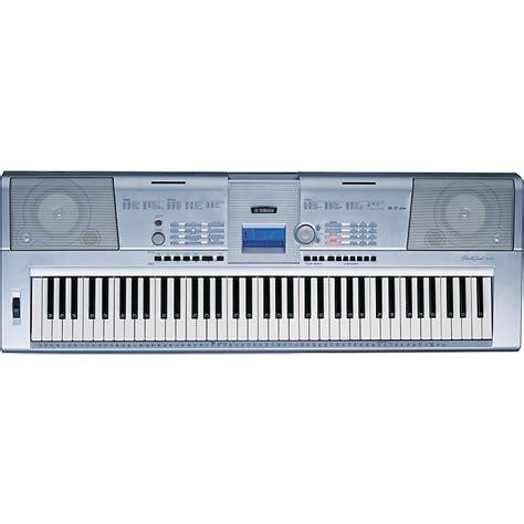 Keyboard Yamaha Dgx yamaha dgx 203 76 key digital grand portable keyboard music123