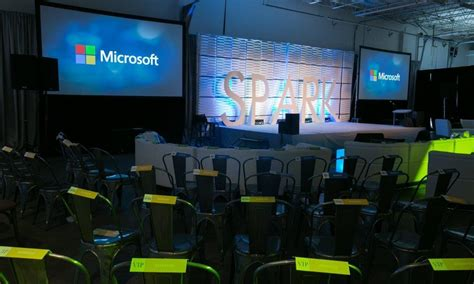 event design work experience unl s start the spark atlanta ga wm eventswm events