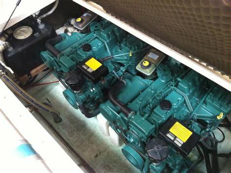 motor diesel volvo penta adp  hand  inautia