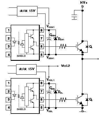 transistor igbt driver mosfet circuit page 6 other circuits next gr