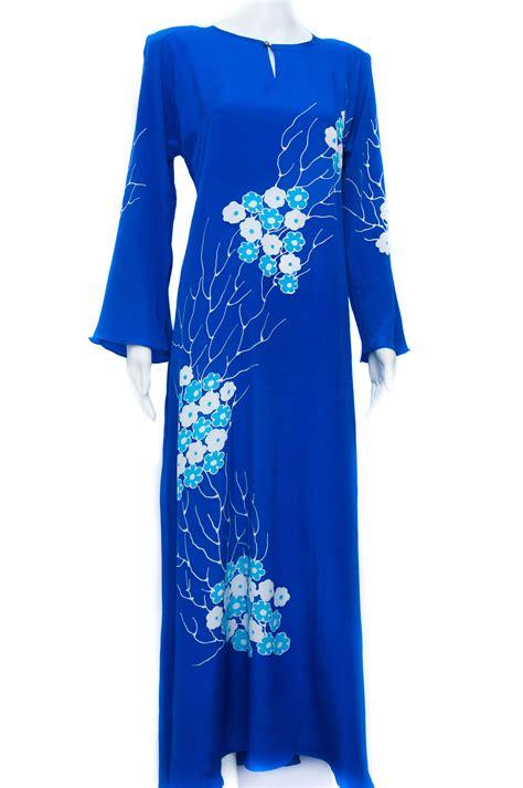 design batik jubah jubah batik sutera jubah outlet enterprise batik sutera