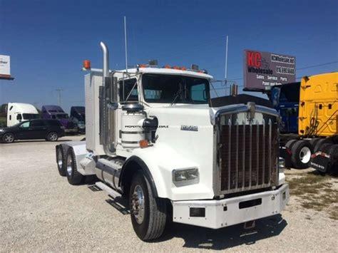 2000 kenworth t800 for 2000 kenworth t800 daycab winch truck tandem axle daycab
