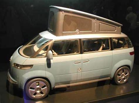 volkswagen concept van interior vw microbus concept