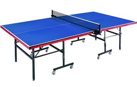 how big is a table tennis table ace 5 ping pong table