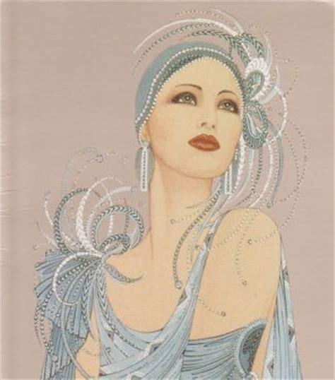imagenes mujeres art deco art deco art deco 1920 s pinterest beautiful y moda