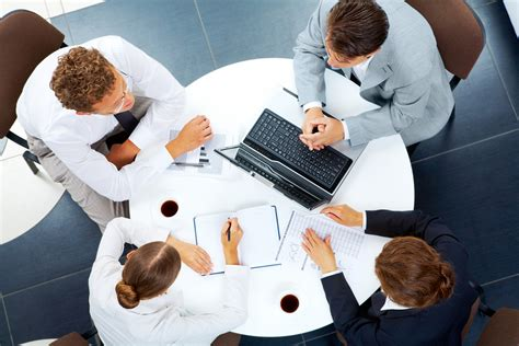 Business Table by Table Business Meeting