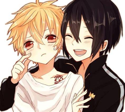 2 Anime Friends by Yato X Yukine Yaoi