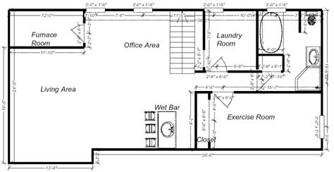 basement bathroom floor plans basement bathroom design 18 design ideas enhancedhomes org