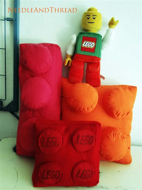 Lego Pillow by Artbella Lego Pillows