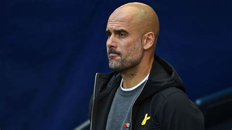 coaching soccer like guardiola any team can beat manchester city pep guardiola goal com