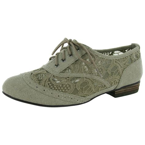 womens oxford lace up shoes monkey womens smyth lace up oxford shoe ebay