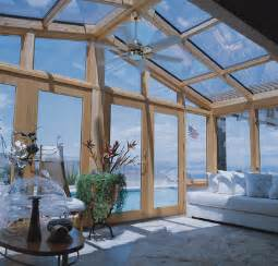 Greenhouse Interiors Cathedral Wood Glass Roof Design Vanguard Home