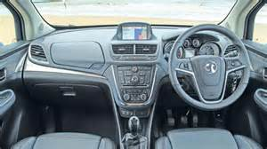 Vauxhall Interior Car Picker Vauxhall Mokka Interior Images