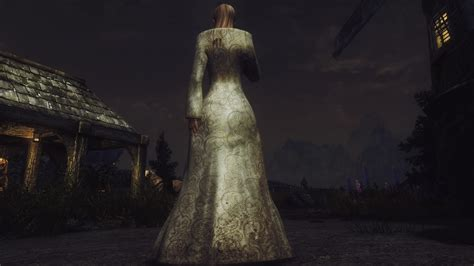Wedding Attire Skyrim by Skyrim Mod Dress Noble Dress At Skyrim Nexus Mods And