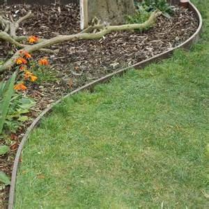 Landscape Edging Recycled Plastic Wood Lawn Edging Path Edging Filcris Ltd