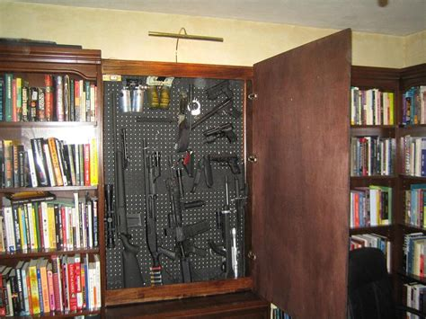 Hidden Floor Safes For The Home by Weapon Storage Silencertalk