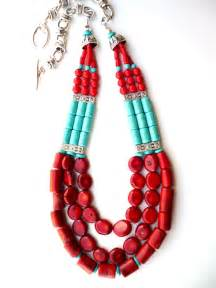 Handmade Gemstone Jewelry Designs - the bold the beautiful statement jewellery big skies