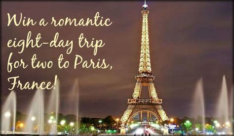 Paris Sweepstakes 2016 - 17 tips for romantic and unforgettable paris getaways