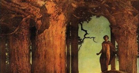 zyla autumn poet maxfield parrish jason and the talking oak 1910 zyla s
