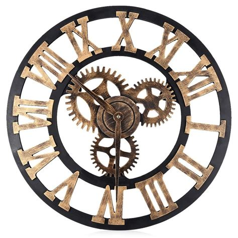 art wall clock copper wall clocks reviews online shopping copper wall