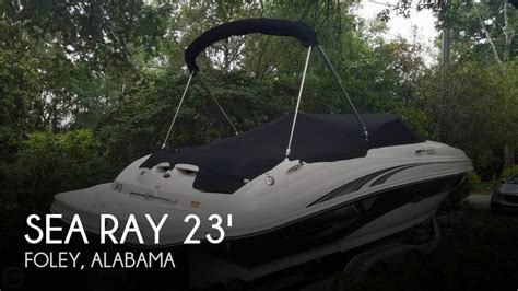 sea ray boats for sale in alabama sea ray 220 sun deck boats for sale in alabama