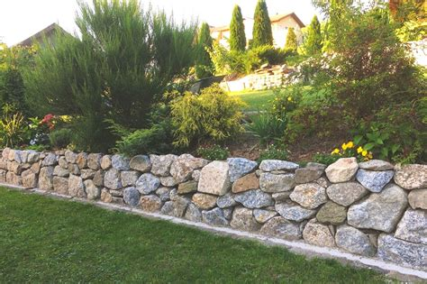 hangbefestigung steinmauern gerlinger erdbau amp gartendekor