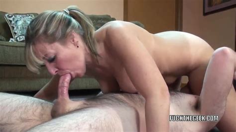 Mature Swinger Liisa Shows Her Big Tits While Sucking