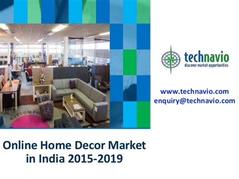 online home decor india online home decor market in india 2015 2019
