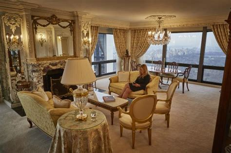 trump tower gold room the trump family s dining room table with view of central