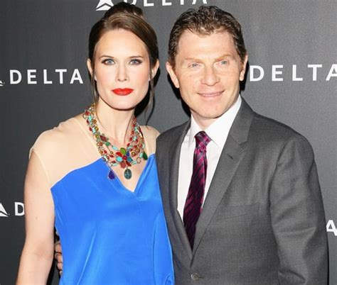 bobby flay wife bobby flay s ex wife stephanie march admits quot it s been