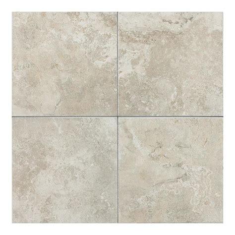 shop american olean 11 pack pozzalo sail white ceramic floor tile common 12 in x 12 in actual