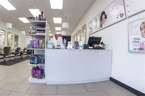 Hair Cuttery Help Desk by Salon Design