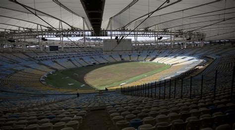 rio olympic venues now what rio s abandoned olympic venues look like today video