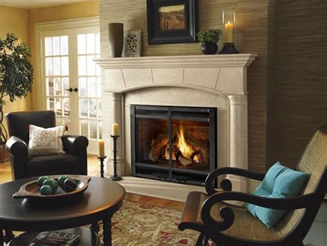 Heat N Glo Gas Fireplace Inserts by Heat N Glo 8000cl Direct Vent Fireplace
