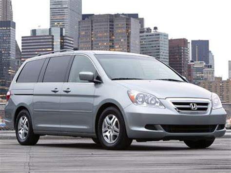 2005 honda odyssey | pricing, ratings & reviews | kelley