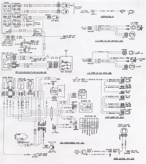 1979 firebird wiring diagram wiring diagram gw micro