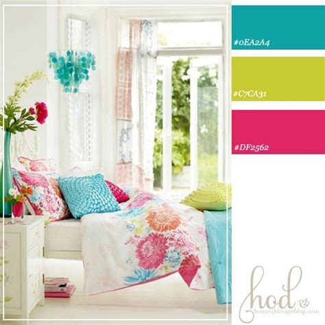 bright colours for bedrooms bright color schemes bright bedroom color scheme color love cute home ideas
