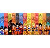 Super Saiyan Wallpaper