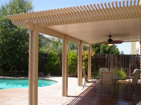 Simple Patio Cover Designs Decor Tips Outdoor Pool And Pool Decks With Patio Cover Ideas Also Ceiling Fan And Patio
