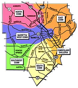 zip code map cobb county east cobb ga pictures to pin on pinterest pinsdaddy
