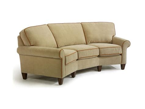 conversation sofa flexsteel living room conversation sofa 3979 323 woodley