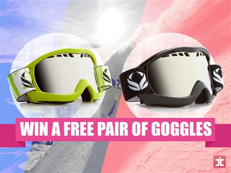 Win A Pair Of by Win A Pair Of Goggles The Basec