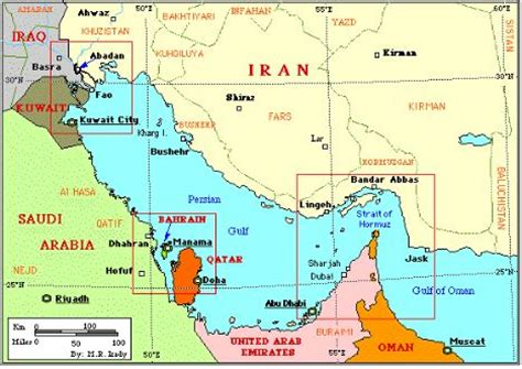 geopolitical analysis and monitoring: strait of hormuz and
