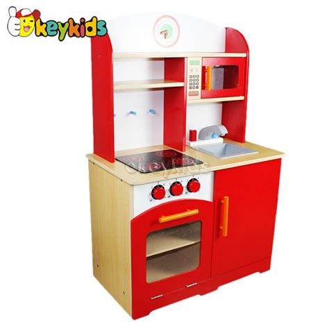 Cheap Wooden Childrens Kitchens by 2016 Wholesale Baby Wooden Kitchen Set Cheap