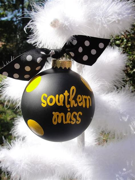 college christmas items similar to custom personalized college ornament on etsy